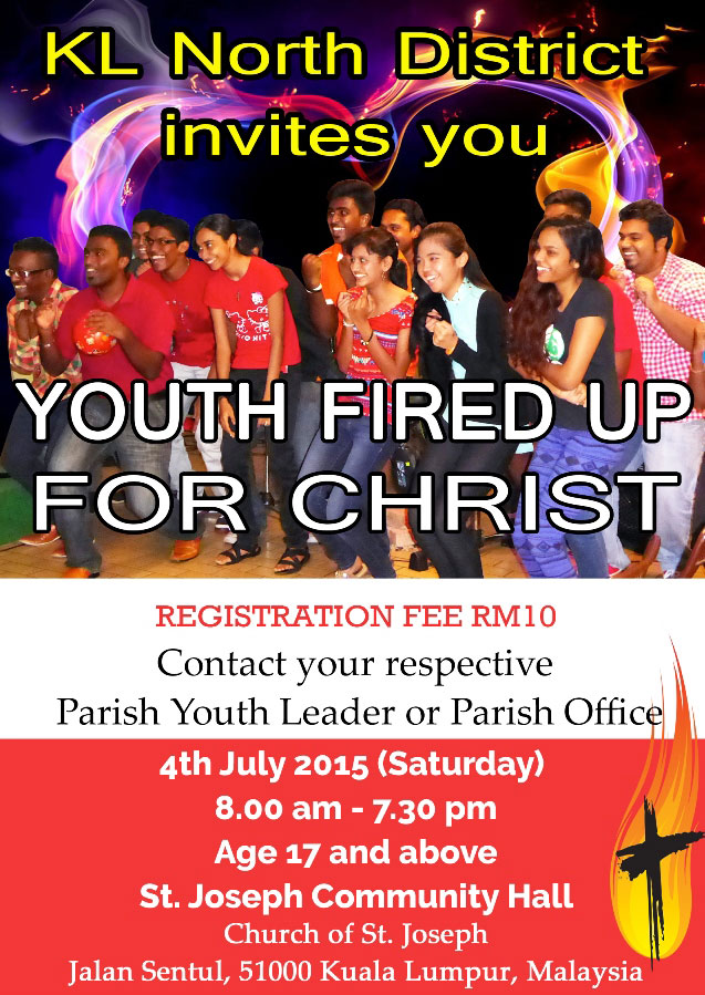 Youth Fired Up For Christ