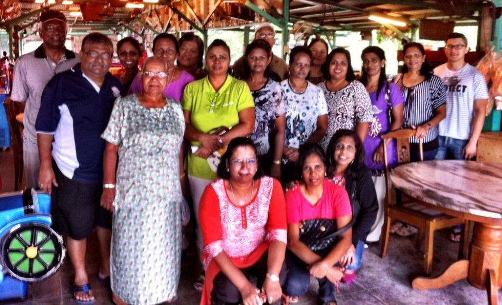 Lunch Fellowship at Kuala Selangor 8 Nov 2014