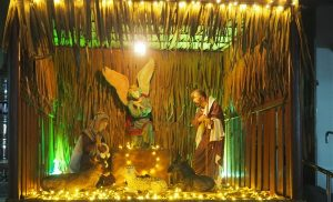 WELCOMING THE INFANT JESUS