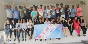 A MEDIA CAMP FOR THE FORM 4 STUDENTS – 2018